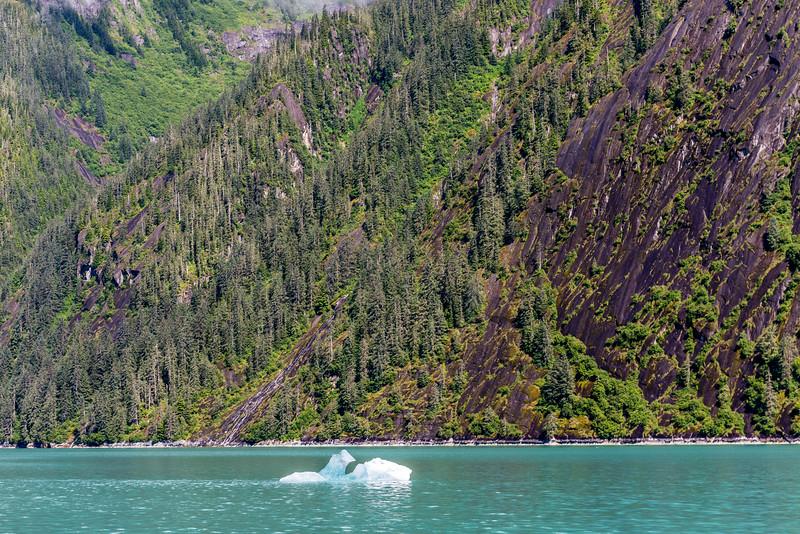 Darkened Cliffs
