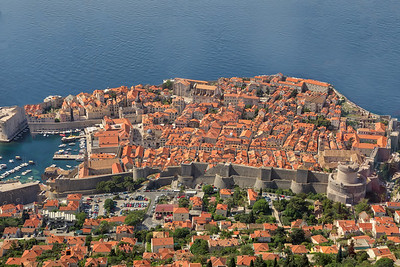 Croatia - Dubrovnik Aerial Views -20