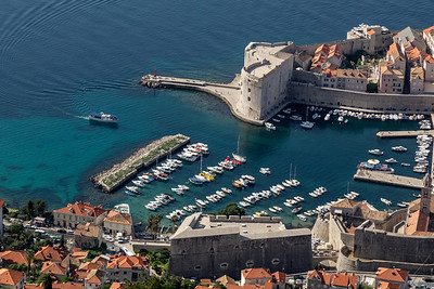 Croatia - Dubrovnik Aerial Views -9