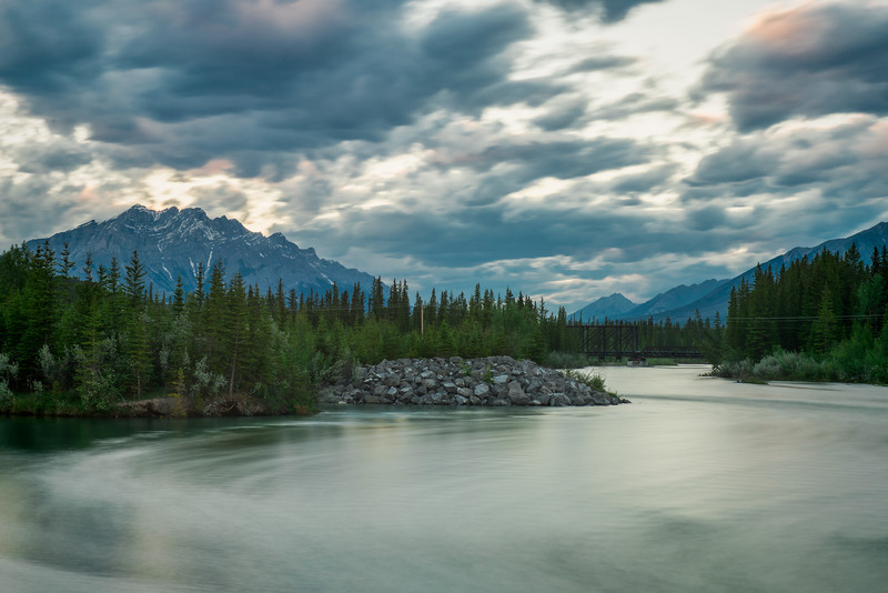 Canmore Clouds