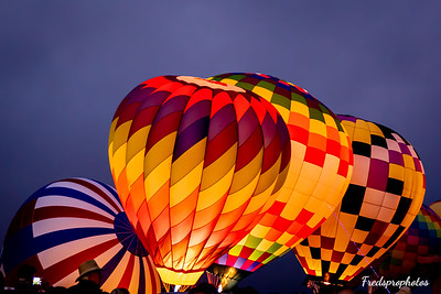 balloons at Festival - -8