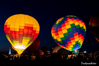 balloons at Festival - -196