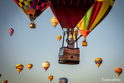 balloons at Festival - -99