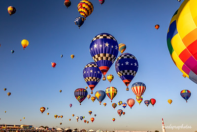 balloons at Festival - -104