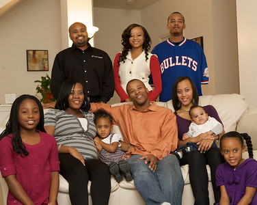 Alex Spates & Family