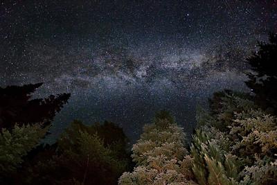 Algonquin Milky Way