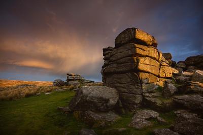 Combestone Tor, Dartmoor, Devon