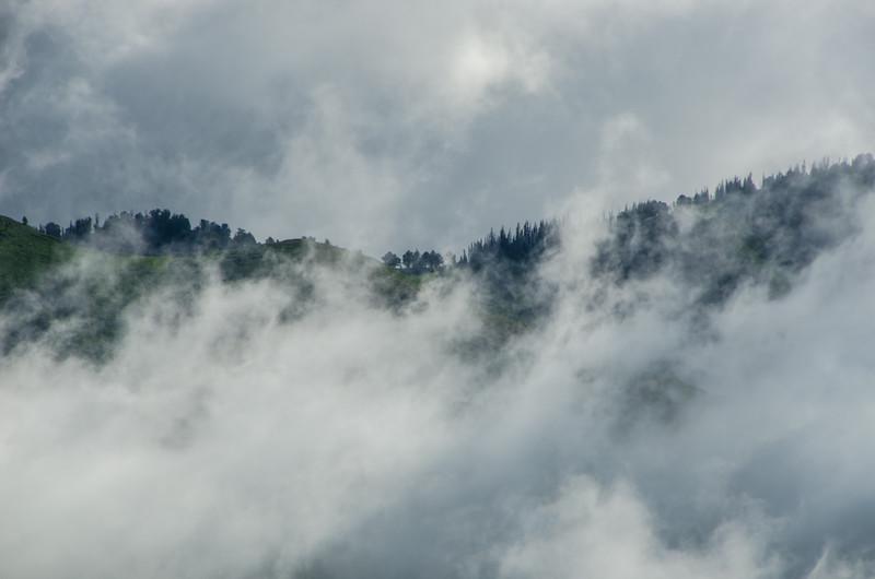 Clouded Ridge
