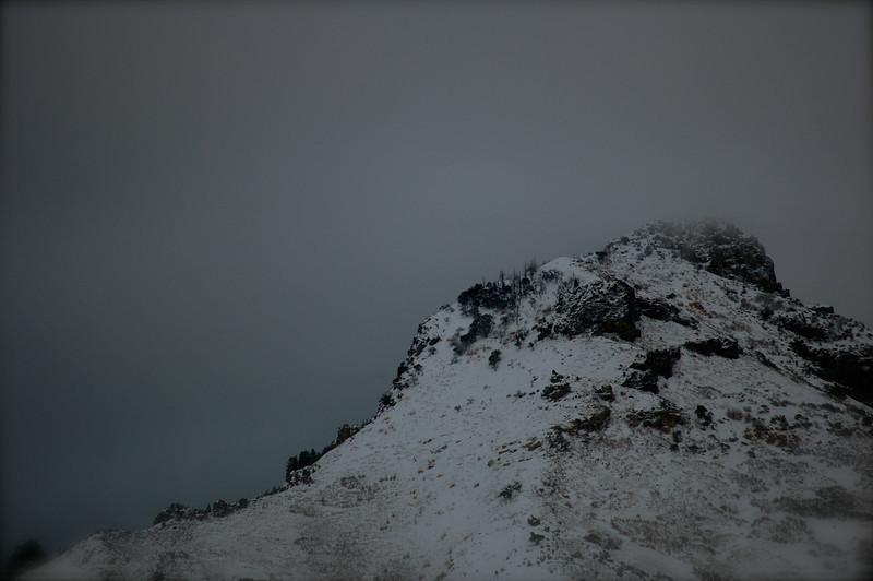 Cloudy Crag