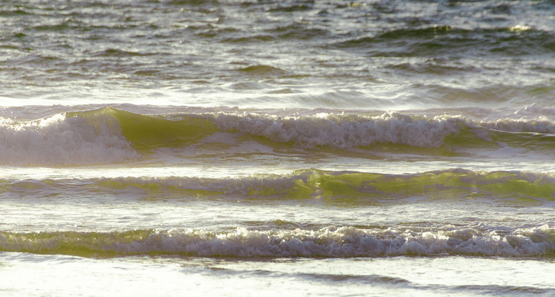 Lighted Waves