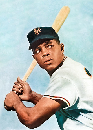 1954 Willie Mays