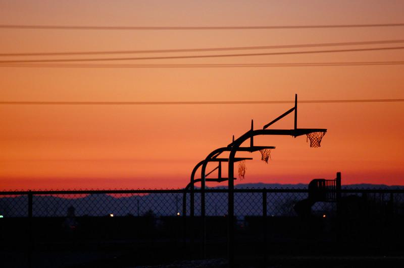 Evening Hoops