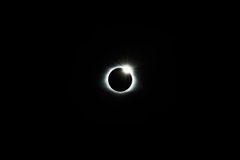 Eclipse Diamond Ring