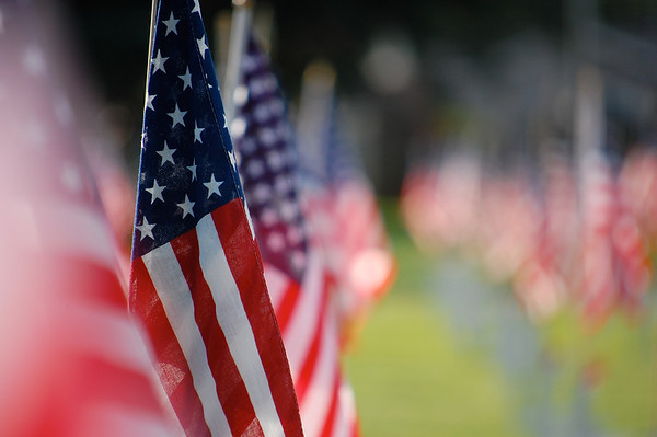 Flags to the Fallen