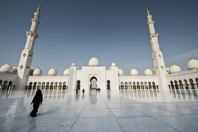 The Mosque!
