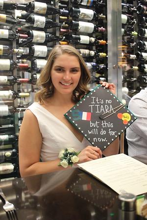 Jillian - Business College Graduation