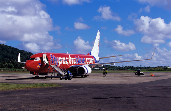 Pacific Blue Airlines