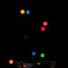 Lights rising