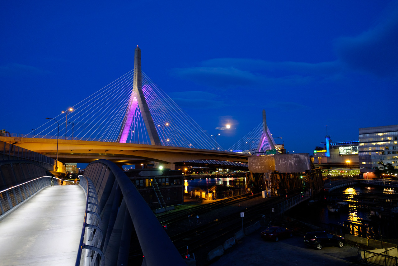 Moon and Zakim