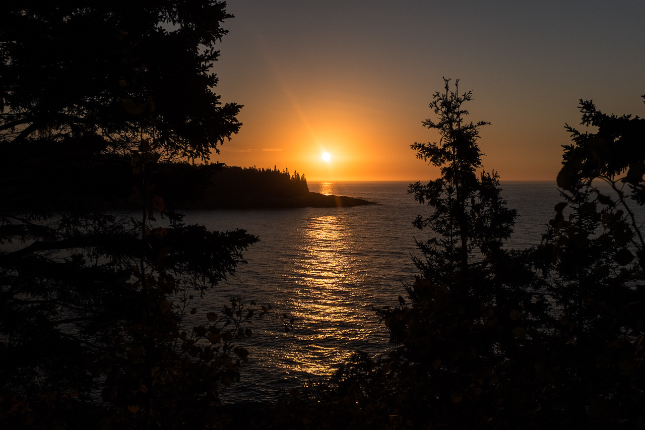 Otter Point Sunrise