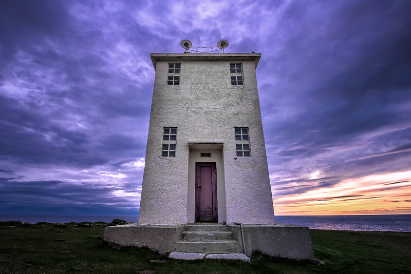 Lighthouse At The End of The Earth
