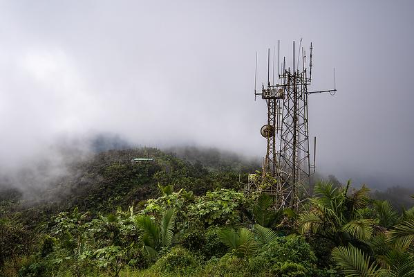 El Yunque Peak