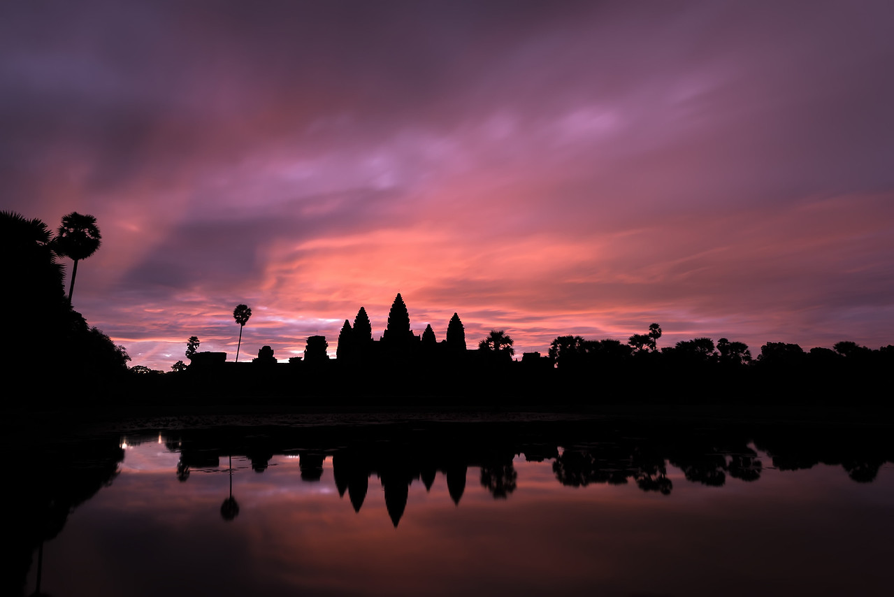 Angkor Wat Twilight