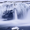 The Frozen Teeth of Godafoss