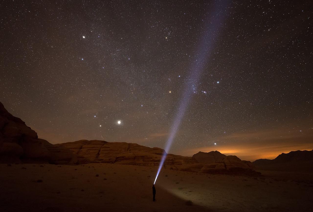 Towards The Night