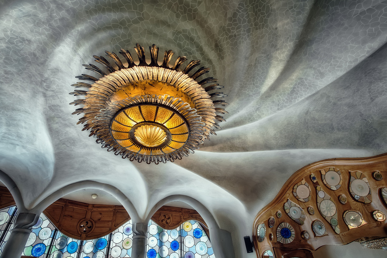 Gaudi's Light