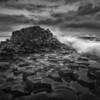 Storm on the Causeway Coast