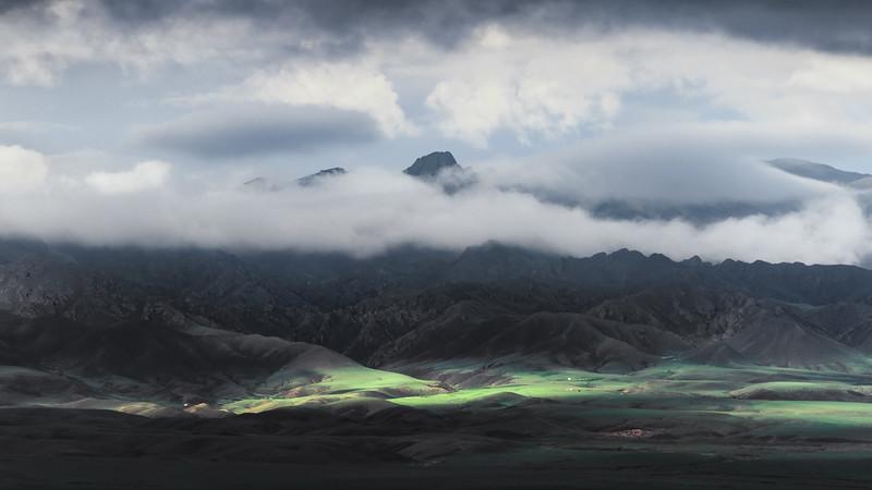 Mountains of Mongolia