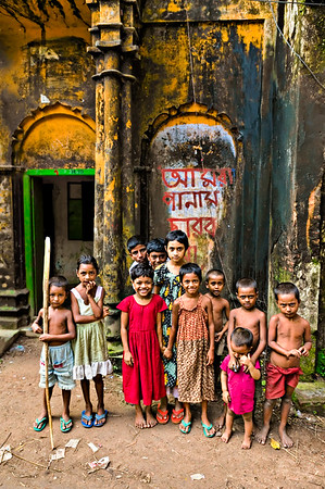CHILDREN SONARGAON