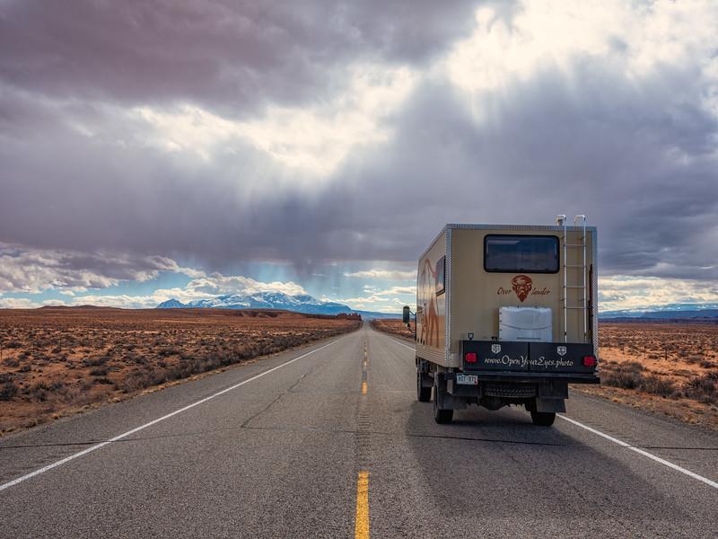"""""""Henry Mountains, Utah"""""""