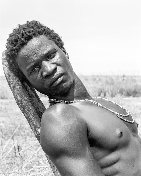 TONKA FISHERMAN, MUJERE ZIMBABWE