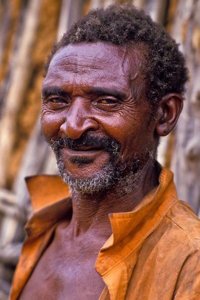 TONKA MAN, ZAMBEZI VALLEY ZIMBABWE