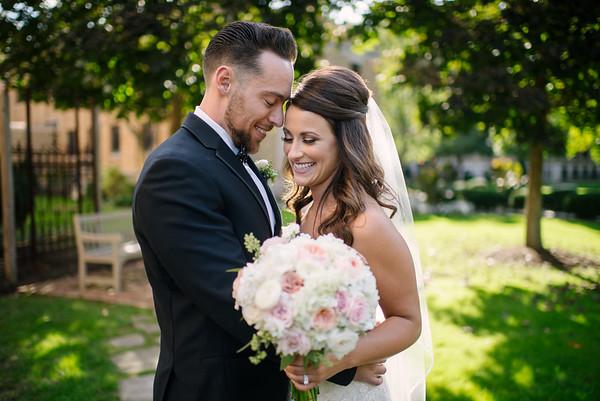 Allie + Jim Wedding