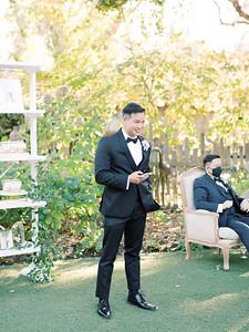 Minerva & Dan's Wedding Previews
