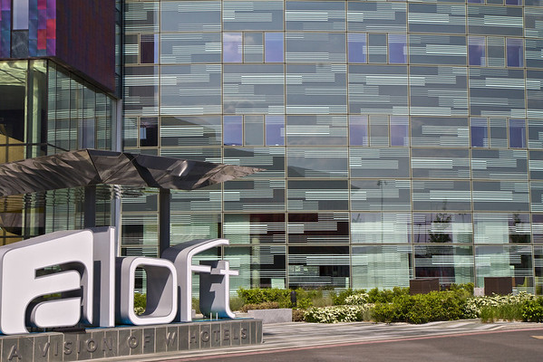 Aloft London Excel - IMG_4912