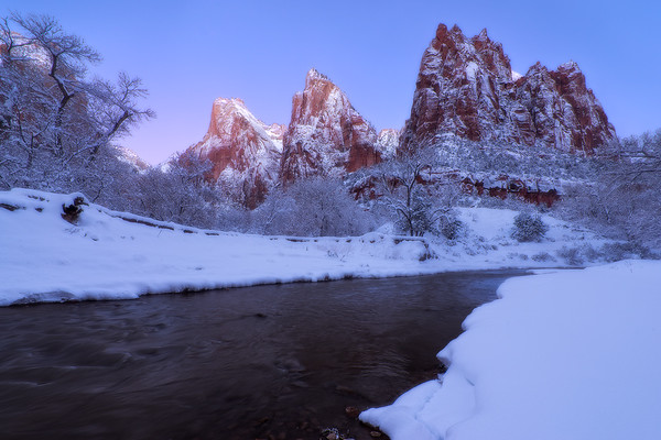 """Winter's Paradise"""