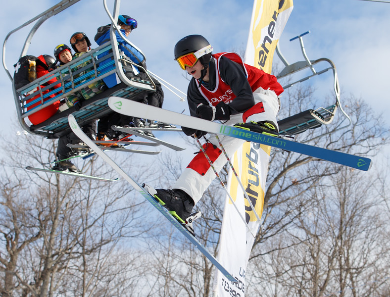 Freestyle Skiing: Timber Tour