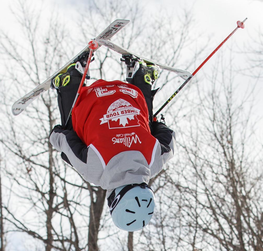 Freestyle Skiing: Timber Tour
