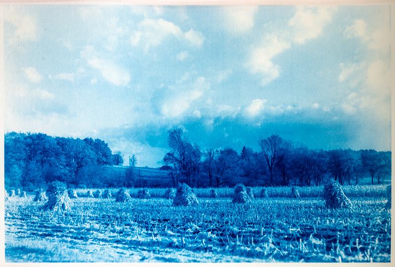 The Haystacks at Giverny #2