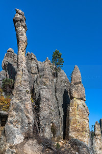 The Spires - Needles Scenic Byway, SD