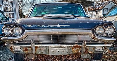 Classic T-Bird, Hanover, Indiana