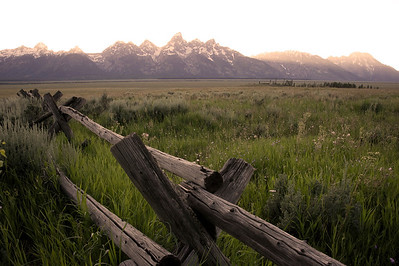 """Teton Beams"""