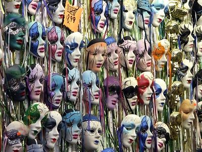 Masks (New Orleans, LA)