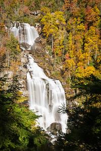 Whitewater Fall