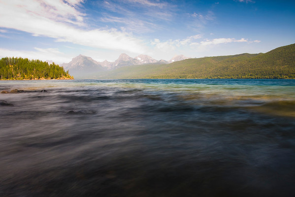 Lake McDonald 4 Glacier National Park