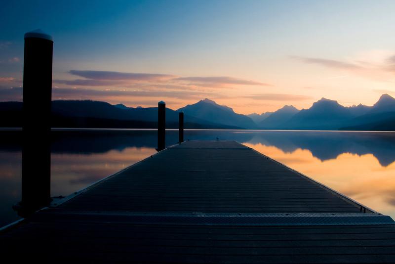 Lake McDonald 11 Glacier National Park